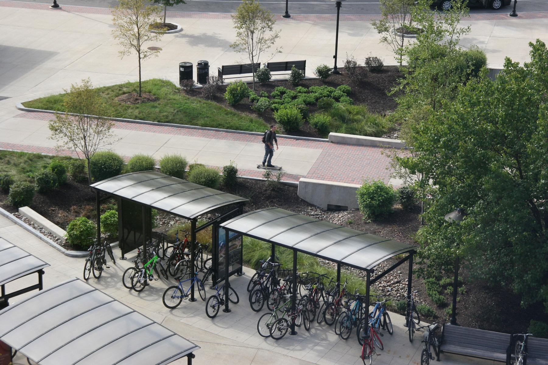 RIT Gleason Circle Active Transportation Project Environmental Design