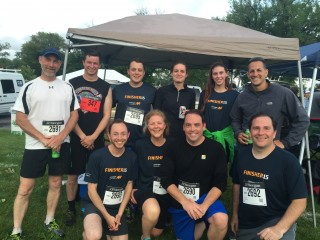 2015 JP Morgan Corporate Challenge