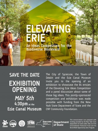 Exhibition save the date