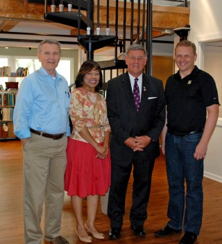 Elected Officials Visit EDR Rochester